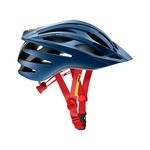 Casque VTT Mavic Crossride SL Elite - Bleu/Rouge