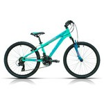 "VTT Enfant Megamo Open Junior Girl 24"" Shimano 3x7V 2021"