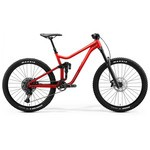 Vélo VTT Merida One-Sixty 400 - Sram SX Eagle 12 V - Rouge