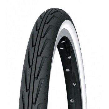 Pneu Michelin Diabolo City Junior 550 A (37 - 490) Noir / Blanc