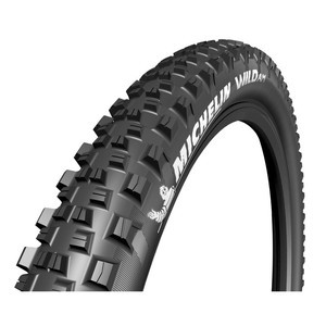 Pneu Michelin Wild AM Competition Line Tubeless Ready 27,5x2,35 - Noir