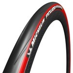 Pneu Michelin Power Endurance - Noir/Rouge 700X25c