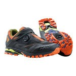 Chaussures VTT Northwave Spider Plus 2 Anthracite / Noir / Orange