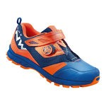 Chaussures VTT Northwave Mission Plus Bleu / Orange
