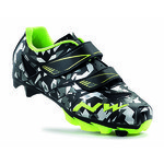 Chaussures Northwave Hammer Junior - Camo/Jaune