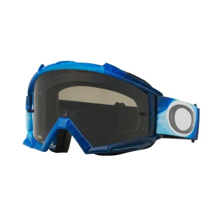 Masque Oakley Proven MX Blue Fade - Dark Grey