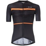Maillot Oakley Jawbreaker Road - Noir/Orange