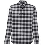 Chemise Oakley Checkered Ridge Gris/Noir