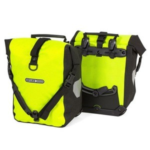 Paire de sacoches Ortlieb Sport-Roller High Visibility Line
