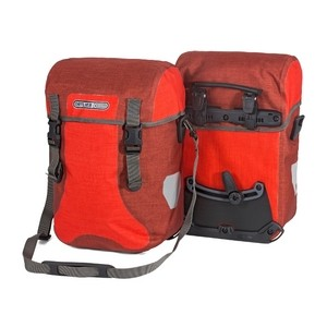 Paire de sacoches Ortlieb Sport-Packer Plus - Rouge Chili