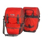 Paire de sacoches Ortlieb Bike-Packer Plus - Rouge/Chili
