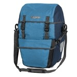 Paire de sacoche Ortlieb Bike-Packer Plus - Bleu Denim/Acier