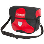 Sacoche de Guidon Ortlieb Ultimate Six Classic - 7L - Rouge-Noir