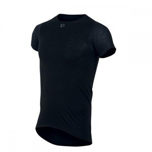 Sous-maillot Hiver Pearl Izumi Transfer Wool SS Baselayer