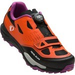 Chaussures VTT Pearl Izumi X-Alps Launch II - Orange/Violet