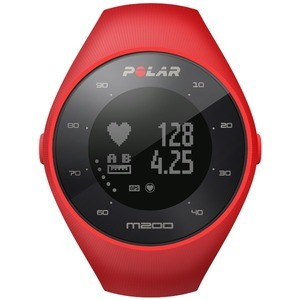Cardiofréquencemètres Polar M200 HR - Rouge