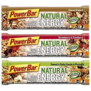 PowerBar Natural Energy Bar x 1