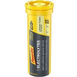 Power Bar 5 Electrolytes Tabs - Citron tonic - 10 tabs