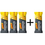 Power Bar Energize Amande/Vanille -  3 + 1 Gratuit
