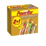 Power Bar 5 Electrolytes Tabs - Pack 2+1 tubes x 10 tabs