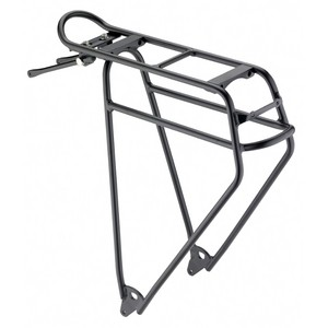 clearance prices new products the cheapest Porte-bagage Racktime Lightit Touren 28' (Noir)