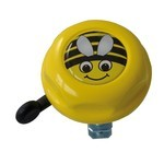 Sonnette enfant Reich abeille Doming Ø 55 mm Jaune