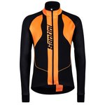 Veste Hiver Santini Rebel FW50775REBEL - Noir/Orange