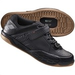 Chaussures VTT All mountain Shimano AM5 - Noir
