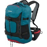 Sac à dos VTT Shimano Hotaka Cross Mountain - Vol. 30 l - Bleu Aegean