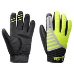 Gants Hiver Shimano Thermal - Fluo