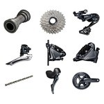Groupe Shimano Ultegra R8020 Disques - 2 x 11