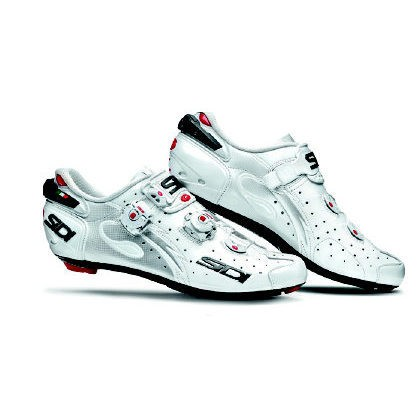 Chaussures Sidi Wire carbon Blanc 2018