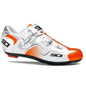 Chaussures Sidi Kaos Carbon Blanc/Orange 2016