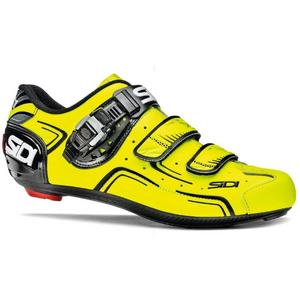 Chaussures Sidi Level Carbon Jaune Fluo 2016