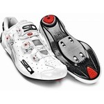 Chaussures Sidi Wire carbon Speedplay Blanc Verni 2018
