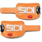 Languette Sidi Soft Instep 3 - Orange/Noir