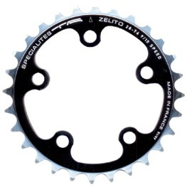 Plateau Specialites-TA ZELITO 74mm Campa et Shimano Triple