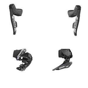 Mini Groupe SRAM Red eTAP AXS 2x12