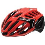 Casque Suomy TMLS All-In - Rouge Fluo/Noir