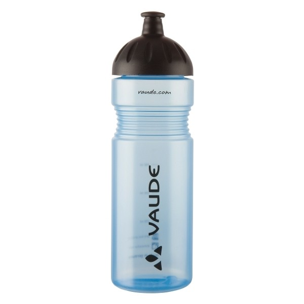 Bidon Vaude Outback Bike Bottle 750 ml - Transparent/Bleu