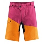 Short VTT Enfant Vaude Kids Grody 03964 - Orange/Rose