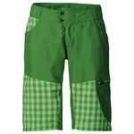 Short Femme VTT All Mountain Vaude Women's Craggy Pants III - Parrot Green