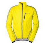 Veste de pluie Vaude Men's Luminium Performance Jacket - Canary