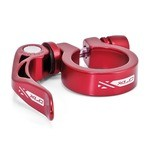 Collier de tige de selle XLC PC-L04 - Rouge