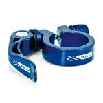 Collier de tige de selle XLC PC-L04 - Bleu