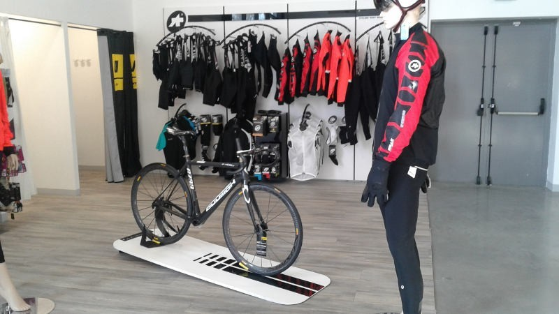 xxcycle, assos proshop