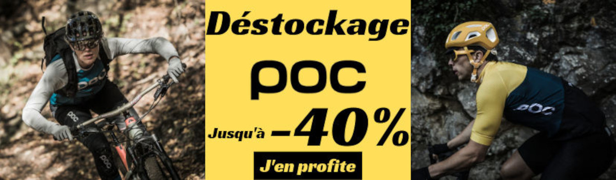 Destockage POC - XXcycle