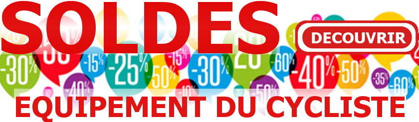 Soldes - Equipement du cycliste - XXcycle
